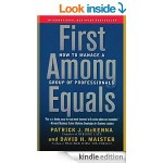 first among equals